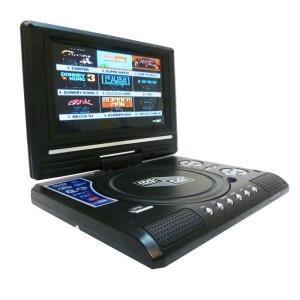 Los VCD portátiles que, básicamente, nos hicieron creer que era más importante poder ver algo en una pantalla líquida por media hora en una plaza en una calidad de mierda. Sin duda la época de oro de los comerciantes piratas